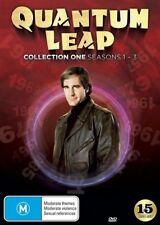 Quantum Leap : Season 1-3 : Collection 1 (DVD, 2017, 15-Disc Set)