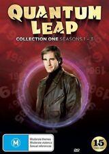 Quantum Leap : Season 1-3 : Collection 1 (DVD, 2017, 15-Disc Set)