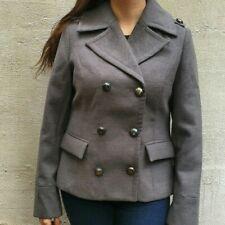 Cappotti e giacche da donna in argento in lana | Acquisti