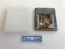 Buffy The Vampire Slayer - Nintendo Game Boy Color GBC - PAL EUR