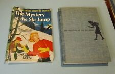 The Mystery at the Ski Jump Nancy Drew #29 HCDJ Carolyn Keene 1960 Multi Picture
