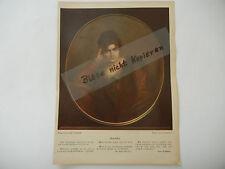 Franz von Lenbach - Originalblatt der Zeitschrift JUGEND (B017)