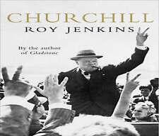 Churchill by Roy Jenkins (CD-Audio, 2003) Roy Jenkins ...read by John Sessions