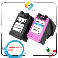 2X Cartuccia per HP 302XL Nero e Colore OfficeJet 3800 Series OfficeJet 3830