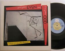 J GEILS BAND  (LP 33T) YOU'RE GETTIN EVEN WHILE I'M GETTIN ODD