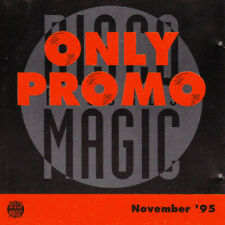 """""""Only Promo: November 1995"""" Compilation CD Discomagic Extended Versions DJ"""