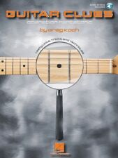 Guitar Clues - Operation Pentatonic Guitar Educational Book and Audio 000695827