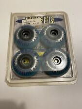 Hyper Wheels Superlite 72MM 78A 4 Replacement In Line Skate Wheels Road Rough...