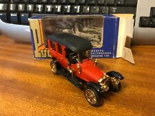 Russo Balt 1/43 Scale C24/40 Limousine - Red - Boxed