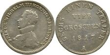 4 centimes 1817 preussen Berlin Friedrich Guillaume III, 1797-1840 #v210