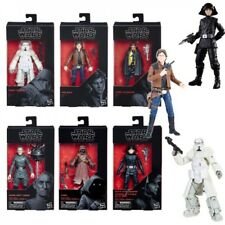 Star Wars Black Series - Wave 16 - Solo A Star Wars Story - Set of 6