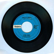 Philippines RODEL NAVAL Ikaw Pa Lamang OPM 45 rpm Record