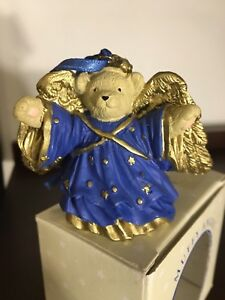 MUFFY ANGEL Muffy Vanderbear Collection Ornament