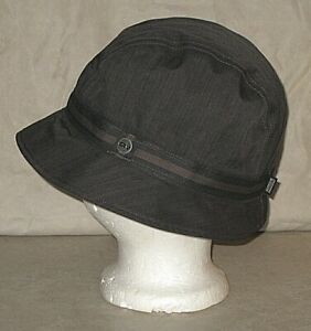 OUTDOOR RESEARCH OR SOLARIS GRAY BUCKET HAT WOMENS SIZE S/M SMALL MEDIUM