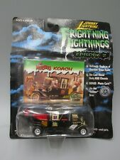 1999 Playing Mantis Johnny Frightning Lightnings The Munsters Koach NOS Toys114