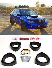 "Lift Kit for Subaru Impreza 2000-2007 1,6"" 40mm Leveling strut spacers"