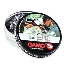GAMO PRO MAGNUM PENETRATION 4.5 mm cal. .177 250 pcs. Air rifle Airgun pellets