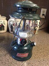 Coleman LANTERN:Model 288 Double Mantle Lantern  Great Condition