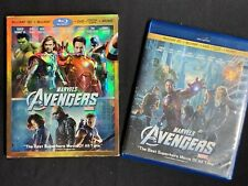Marvel's The Avengers - 3 Disc Combo (Blu-ray 3D / DVD / Digital) - 2012