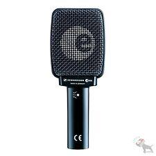 Sennheiser e906 Guitar Amp Cabinet Percussion Horns Mic Dynamic E-906 Microphone