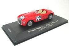 Ferrari 166MM No.22 Winner Lemans 1949 (L. Chinetti - L. Seldson)