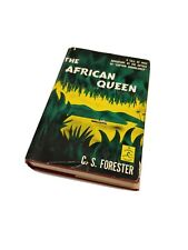 The African Queen 1963 Modern Library C. S. Forester HcDj Lovely
