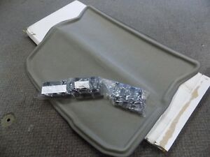 New OEM 2007-2015 Ford Load Compartment Liner Cargo Logic System Medium Stone