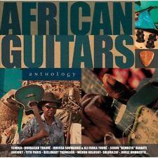 AFRICAN GUITARS ANTHOLOGY CD NEW Comp. Lusafrica tcheka sekou bembeya diabate
