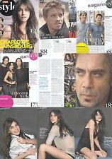 Style Garrett Hedlund,Charlotte Gainsbourg,Javier Bardem,Anna ,Zoe Kravitz
