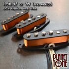 Planet Tone American USA Hand Made 50s Pickup for Fender Stratocaster Alnico V