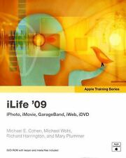 VG, Apple Training Series: iLife (iLife '09 Edition), Plummer, Mary, Harrington,