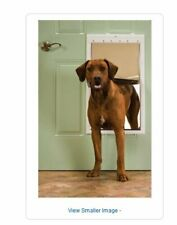PetSafe Pet Door - Aluminum / Plastic / Extreme Weather (Cat / Dog)