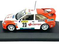 1:43 Scale Minichamps Ford Escort RS Cosworth Rally Car - Monte Carlo Rally 94
