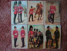 6 Card Set No 17 Postcards THE MILITARY ART OF HARRY PAYNE. Mint condition.