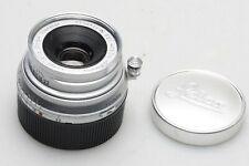 Leica Summaron 35mm 3.5cm F3.5 Silver f. Leica M