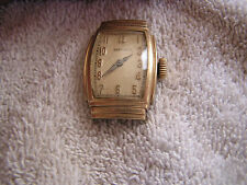 Vintage Sentinel E. Ingraham Watch