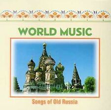 Songs of Old Russia Various Artists Audio CD
