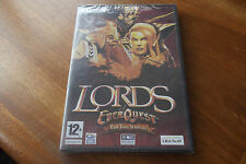 LORDS OF EVERQUEST PC FAST POST ( brand new & sealed real time strategy game )