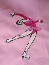 Personalised Ice Skater/PE/School/Sports Drawstring Bag