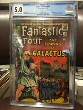 Fantastic Four #48 Stan Lee Jack Kirby CGC 5.0