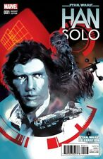 Star Wars Celebration Europe 2016 Han Solo #1 Exclusive Variant Cover Comic New