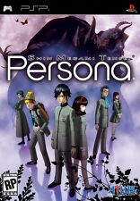 Shin Megami Tensei - Persona  PSP - Brand New - PlayStation Portable