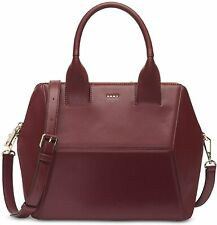 DKNY Westsider Satchel Red MSRP:$248
