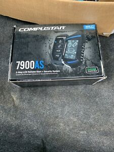 compustar 2 way remote kit