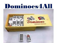 Cuban Domino Double Nine / Domino Cubano Doble Nueve