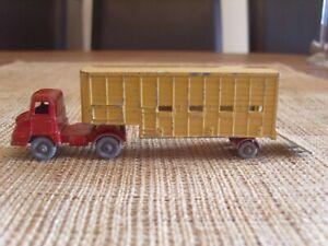 Jennings Cattle Truck - Matchbox Major Pack number 7