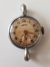 Vintage Rare ARNEX Poket Watch? WW1 ? WW2? Joblot
