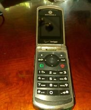 Motorola- Purple- Flip Phone- Model: MOTBOT- 3 C - U - I DC08057