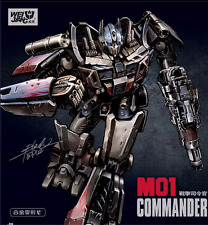 new Transformers MPP--10 M01 black apple flat optimus prime alloy writ large