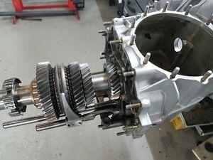 Porsche Getriebe Überholung Instandsetzung 356 901 902 911 914 915 930 G50